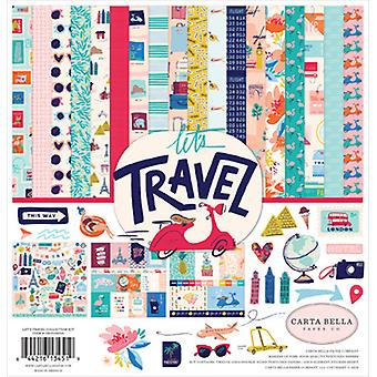 Carta Bella Let's Travel 12x12 Inch Collection Kit
