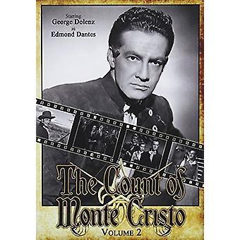 Count of Monte Cristo 2 [DVD] USA import