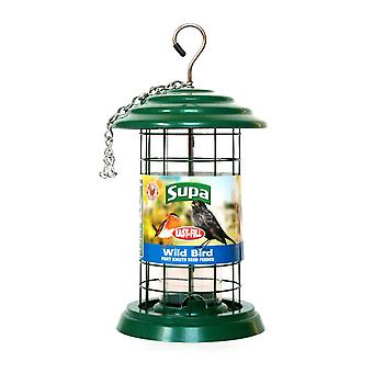 Supa Plastic Fortress Seed Feeder (8 inch)