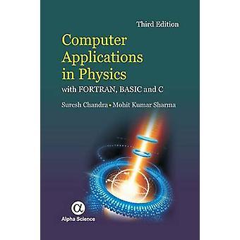 Computer Applications in Physics by Chandra & SureshSharma & Mohit Kumar