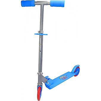 Scooter Scooter Junior Footrem Bleu