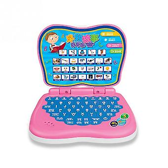 Baby Multifunction Language Learning Machine - Kids Laptop Toy Early Educational Computer Tablet