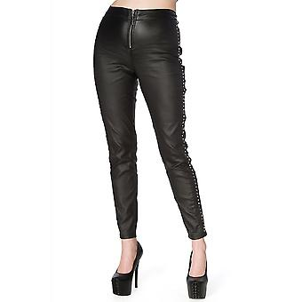 Interdit Apparel Hell Bent Pour Studs Jeggings