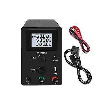 High-precision Voltage Regulated, Lab Power Supply 30v, 10a Power Supplies