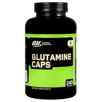 Optimum Nutrition Glutamine, 1000 mg, 240 Caps