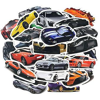 Coole, Klassieke Fashion Style Sport Auto Stickers