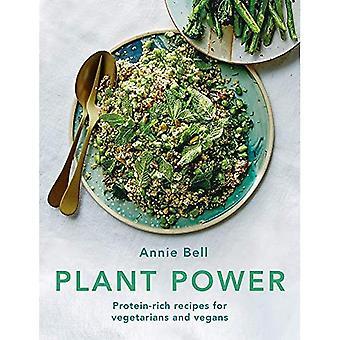 Plant Power: Eiwitrijke recepten voor vegetariërs en veganisten