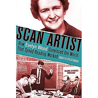 Scan Artist: Hoe Evelyn Wood overtuigde de wereld dat Speed-Reading werkte