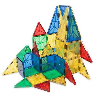 Laatta Magneettiset rakennuspalikat Tiilet - Koulutus