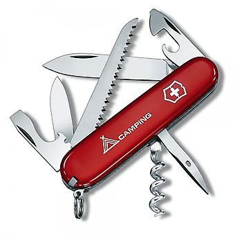 Victorinox Camper Swiss Army Penknife (Camping Logo) -