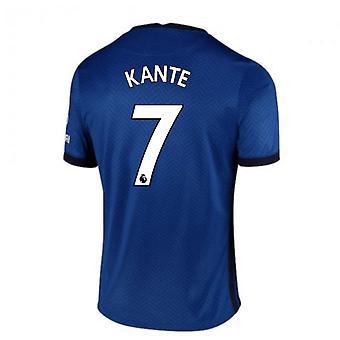 2020-2021 Chelsea Home Nike Jalkapallopaita (KANTE 7)