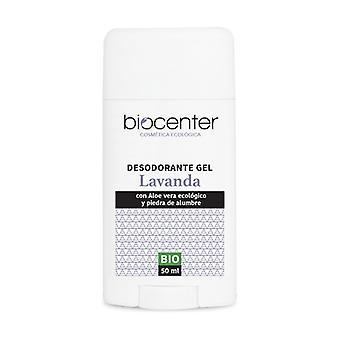 Bio Lavender Spell Gel Deodorant 50 ml