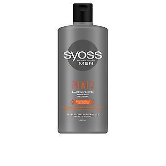 Syoss Men Champú Clean & Cool 440 Ml För Män
