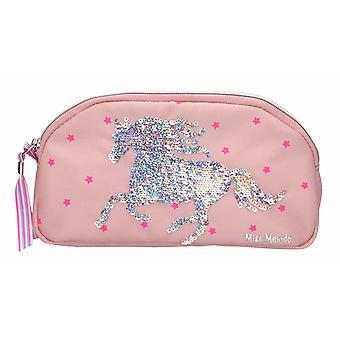 Depesche Miss Melody 10285 Cosmetics Bag Mauve