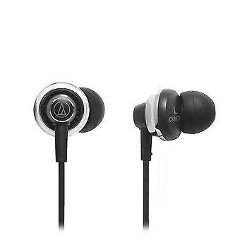 Audio-Technica ATH-CKM77 In-ear Earbuds - Black