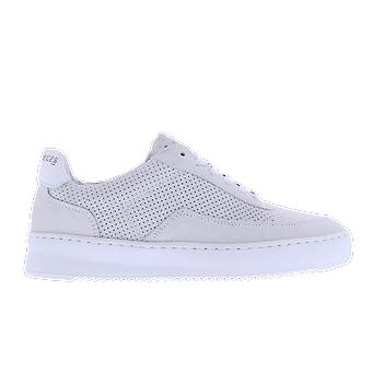 Filling Pieces Mondo Perforated White 46720101901 shoe