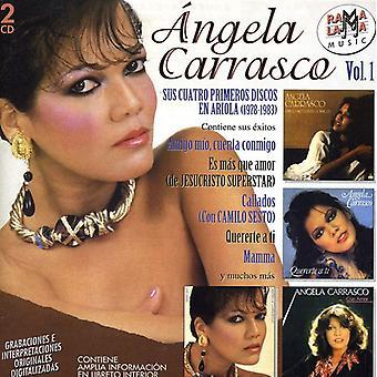 Angela Carrasco - Angela Carrasco: Vol. 1-1978-1983 [CD] USA import
