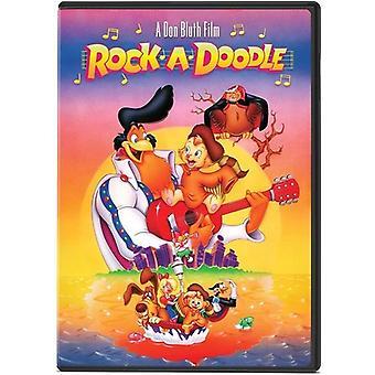 Rock a Doodle [DVD] USA import