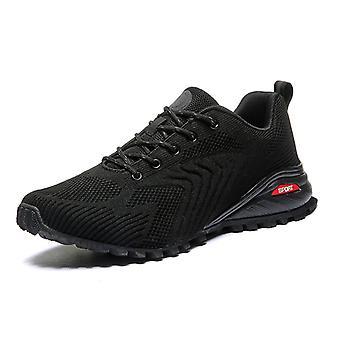 Zapatos de senderismo transpirables para hombre K902 Negro