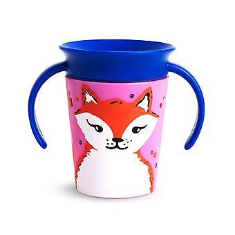 Munchkin miracle 360 trainer cup wild love fox 177ml