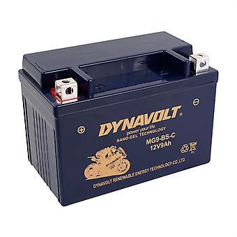 Dynavolt MG9BS Gel Nano Battery