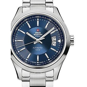 Mens Watch Swiss Military By Chrono SMA30003.03, Automatic, 41mm, 10ATM