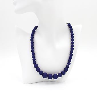 Gummi-Perle-Halskette