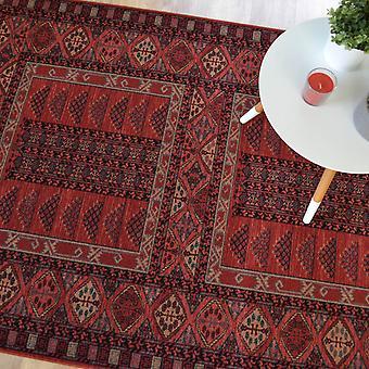 Royal Kashqai dywany 4346 300 na czerwono