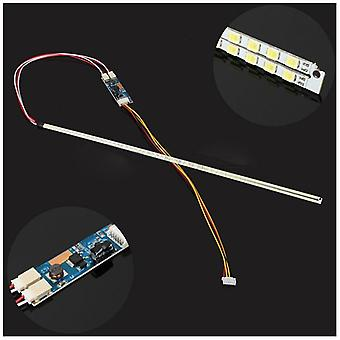Backlight 355mm Led Backlight Strip Kit For Update Ccfl Lcd Screen To Monitor