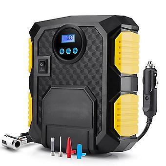 Digital Tire Inflator Dc 12 Volt Car Portable Air Compressor Pump 150 Psi Car