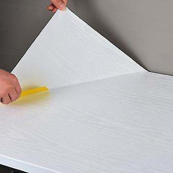 Wokhome Self-adhesive 3d Pvc Waterproof Furniture Renovation Stickers