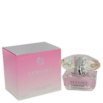 Bright Crystal Deodorant Spray By Versace 1.7 oz Deodorant Spray