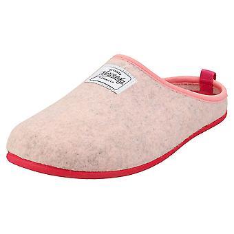 Mercredy Slipper Rose Magenta Womens Slippers Shoes in Rose Magenta