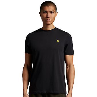 Lyle & Scott Mens Back Print Lichtgewicht Ademend T Shirt