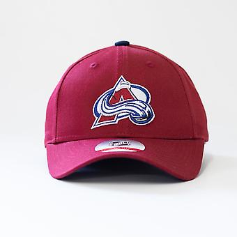 Outerstuff Nhl Colorado Avalanche Ungdoms justerbar keps