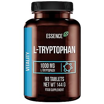 جوهر التغذية L-تريبتوفان 1000 ملغ 90 Tabletten