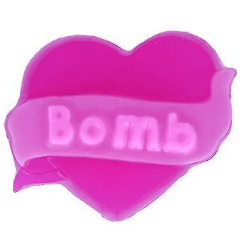 قنبلة مستحضرات التجميل على شكل صابون - قلوب الرغبة