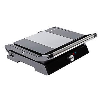 Elektrische Mellerware Grill 2200 W Antiaanbakplaten. Ouverture 180 graden.