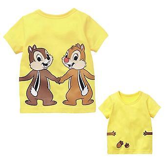 Papa en T-shirt, Zomer T-shirt