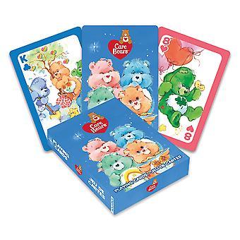 الرعاية الدببة لعب الورق