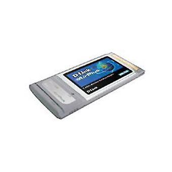 D Link Dwlg650 Wireless Pcmcia 108Mbps