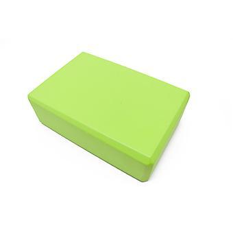 SPORX Yoga Block -2 pieces of Light Green Blocks