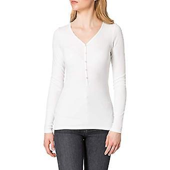 ESPRIT 021EE1K334 T-Shirt, White (110), M Woman