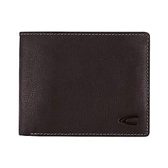 Salo, portefeuille horizontal, noir