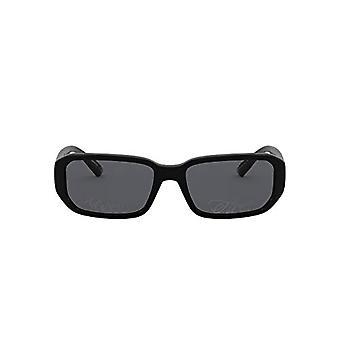 Arnette 0AN4265 Glasses, BLACK/GREY SILVER, 55 Men's
