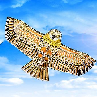 Flat Eagle Zmeu, Linie Flying Bird Zmee, Windsock, în aer liber, Garden Cloth