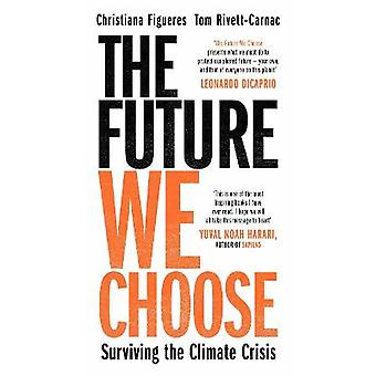 The The Future We Choose The Stubborn Optimists Guide to the Climate Crisis