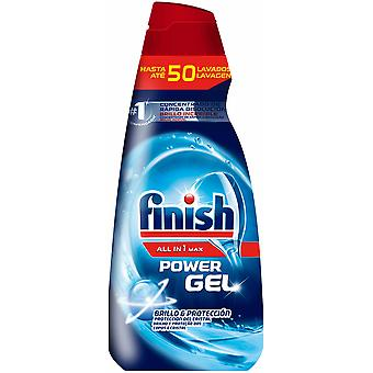 Finish Dishwasher Gel All in 1 Max Shine and protection 1000 ml
