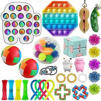 Sensory Fidget Toys Set Stress Relief Toys