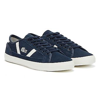 Lacoste Sideline 319 3 Mens Navy / Off White Trainers